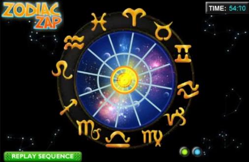 Zodiac Zap (video game)