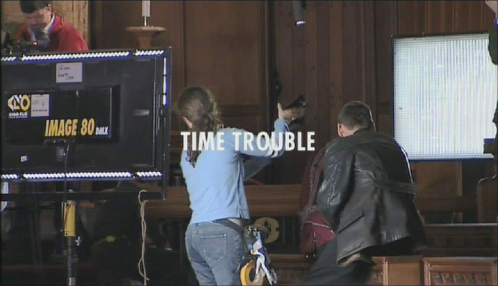 Time Trouble (CON episode)
