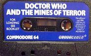 The Mines of Terror cassette