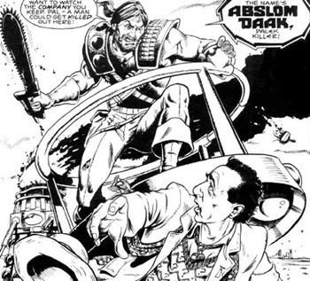 Nemesis of the Daleks (comic story)