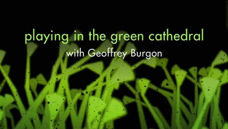 Playing in the Green Cathedral (documentary)