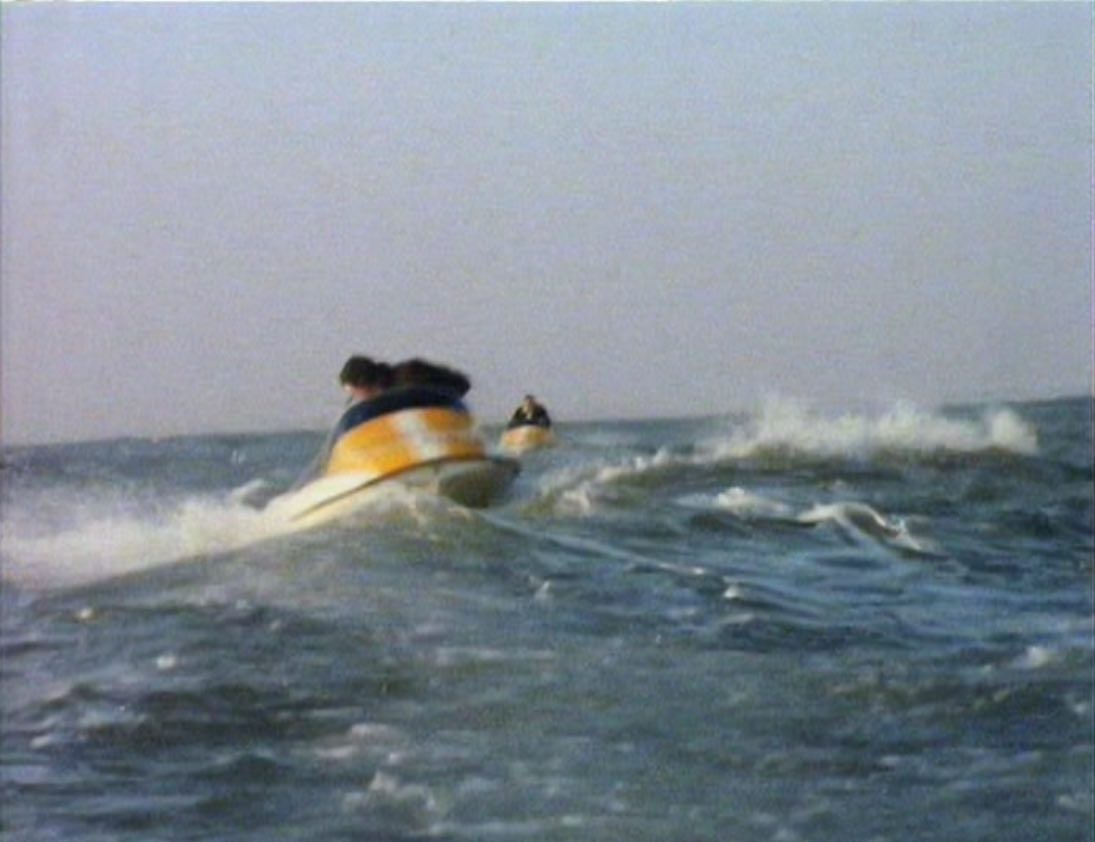 The Doctor and the Master water chase - Sea Devils.jpg