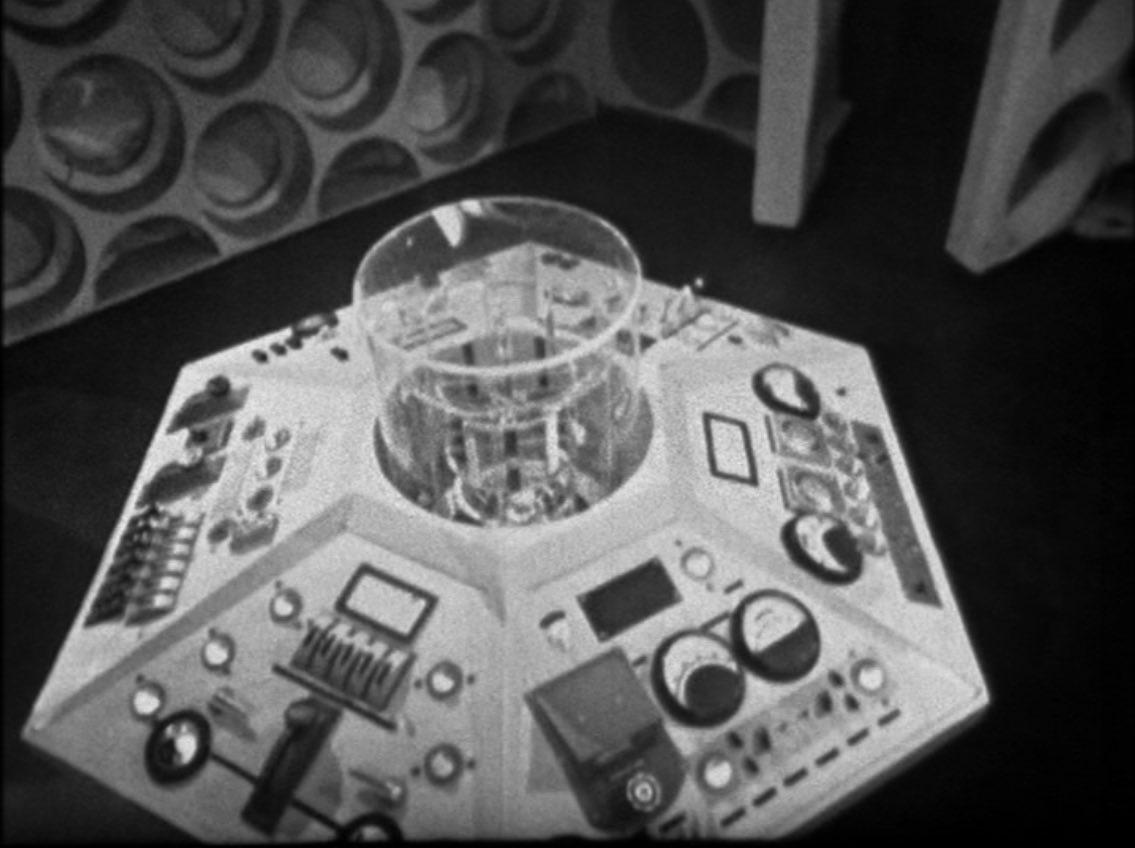 TARDIS control console