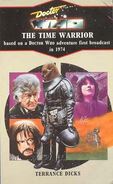 The Time Warrior cover 1993