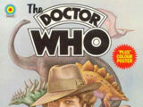 The Doctor Who Dinosaur Book