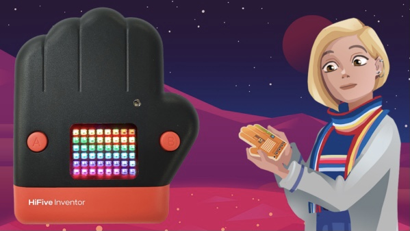 Coding with the Thirteenth Doctor (video game)