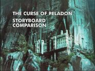 The Curse of Peladon Storyboard Comparison
