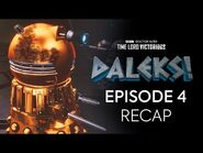 Episode 4 Recap - DALEKS! - Doctor Who