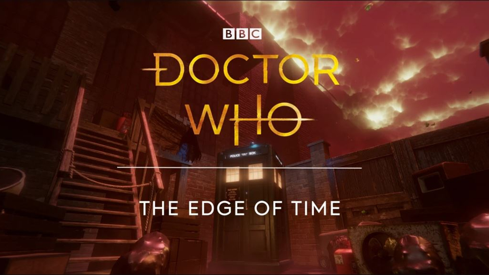 The Edge of Time (video game)