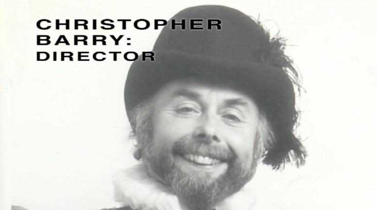 Christopher Barry: Director (documentary)
