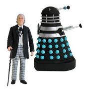CO 5 First Doctor and Dalek