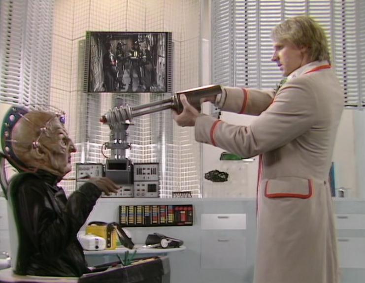 Resurrection of the Daleks (TV story)