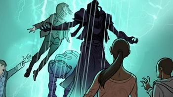 Monster Hunt (comic story)