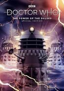 The Power of the Daleks UK Special Edition DVD