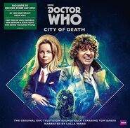 City of Death Vinyl