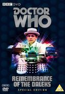 Remembrance of the Daleks Special Edition UK cover