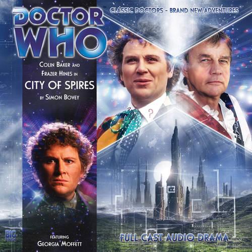 City of Spires (audio story)