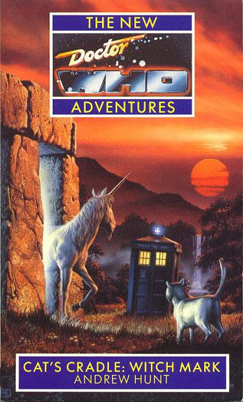 Cat's Cradle: Witch Mark (novel)