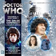 Dalek Contract cover