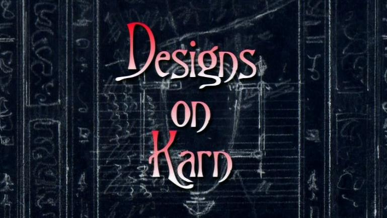 Designs on Karn (documentary)