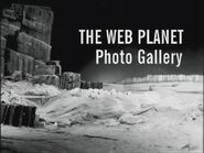 The Web Planet Photo Gallery