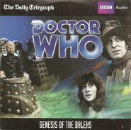 Genesis of the Daleks Telegraph cover