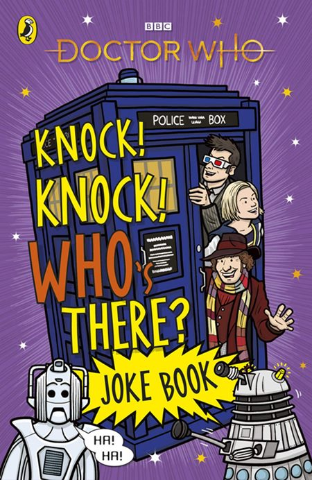 Knock! Knock! Who's There? (novel)