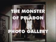 The Monster of Peladon Photo Gallery