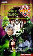 The Monster of Peladon VHS UK cover