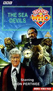 The Sea Devils VHS UK cover