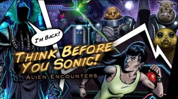 Think Before You Sonic! (video game)