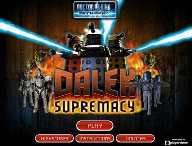 Dalek Supremacy (video game)