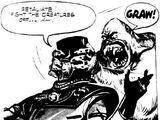Ice Cap Terror (comic story)