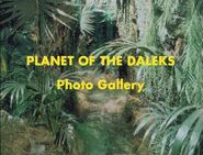 Planet of the Daleks Photo Gallery