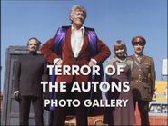Terror of the Autons Photo Gallery