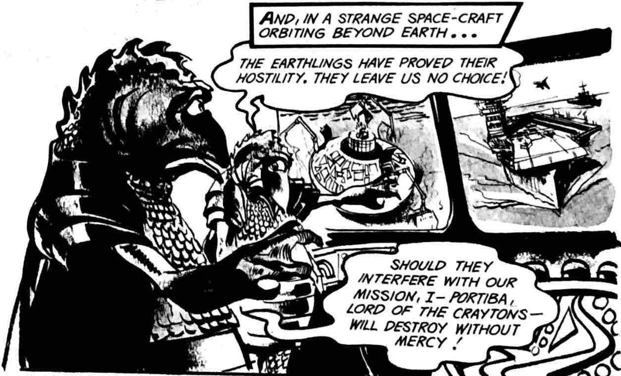 Dredger (comic story)