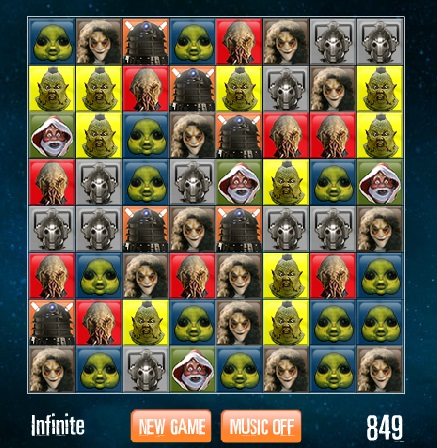 Monster Match (video game)