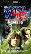 The Horns of Nimon VHS Australian cover