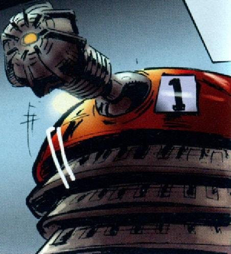 Dalek 1 (The Only Good Dalek)