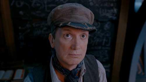 Perkins (Mummy on the Orient Express)