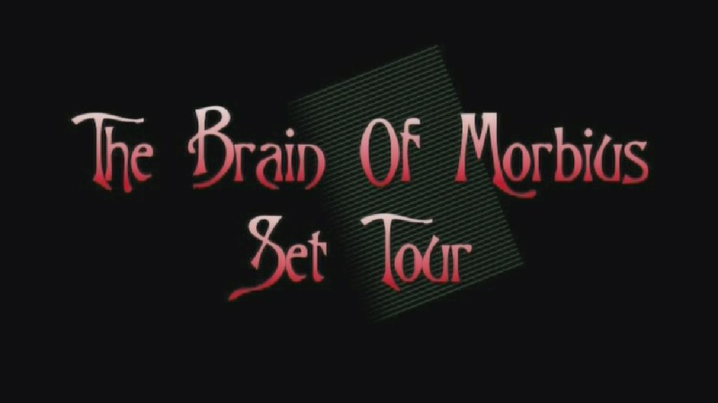 The Brain of Morbius Set Tour (documentary)
