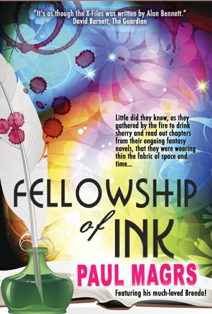 Fellowship of Ink (novel)