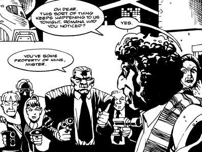 The Seventh Segment (comic story)