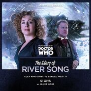 Signs River Song