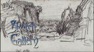 The Brain of Morbius Sketch Gallery