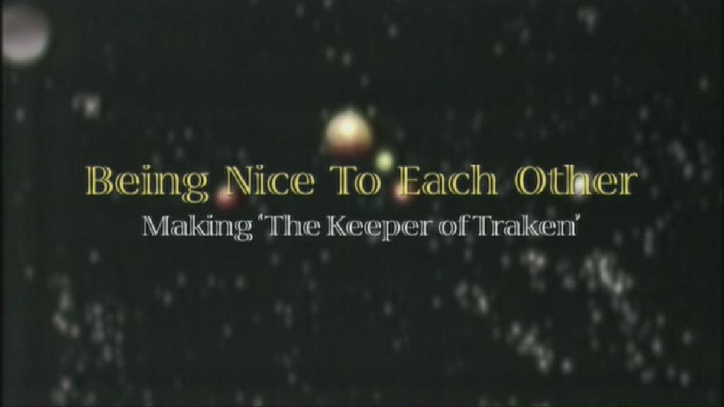 Being Nice to Each Other (documentary)
