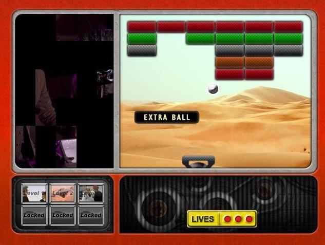Double Decker Desert Wrecker (video game)