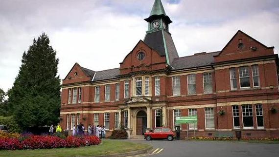Royal Leadworth Hospital