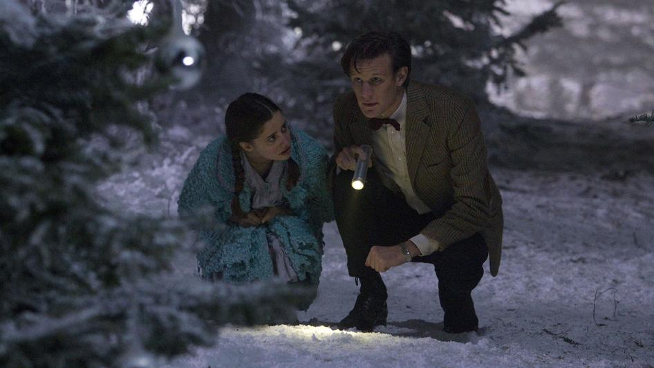 The Doctor, the Widow and the Wardrobe (TV story)