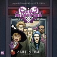 A Lift in Time cover